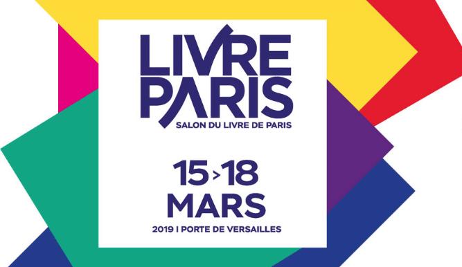 Livre Paris samedi 16 mars 2019