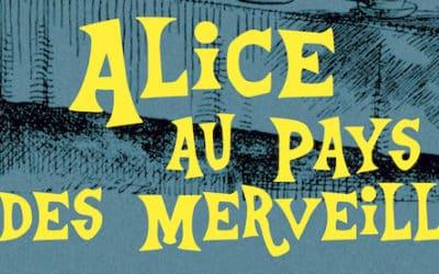 Conte personnalisé Alice au Pays des Merveilles