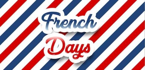 FRENCH DAYS 2020 roman personnalisé