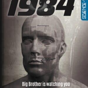 roman personnalisé science-fiction 1984 - format 339x480 une-neutre
