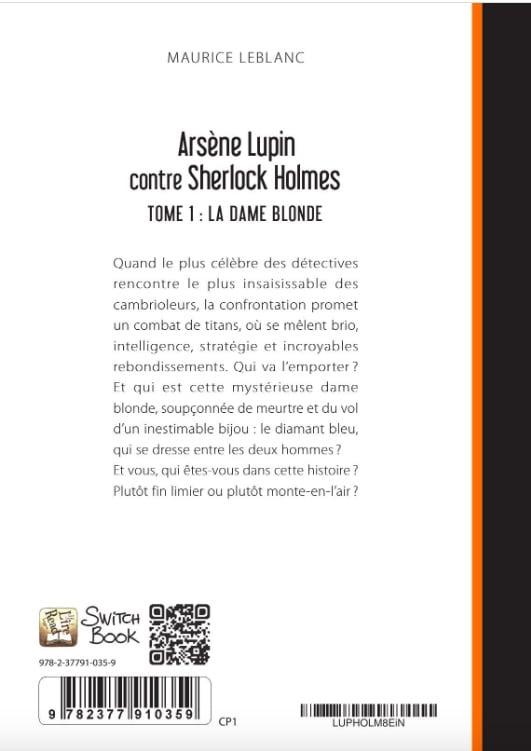 livre-personnalisé-arsene-lupin-contre-sherlock-holmes-DOS-531x751 roman personnalisé aventure
