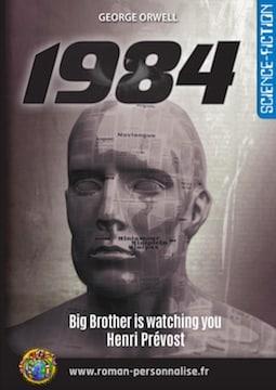 roman personnalisé science-fiction 1984 vignette Henri 254x360-jpg
